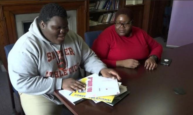 Teen Triumphs Over Homelessness, Gets Accepted Into 17 Colleges