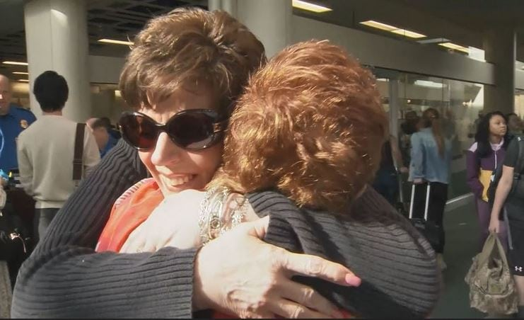 'I looked for 30 years' – Woman meets daughter 52 years after giving her up for adoption