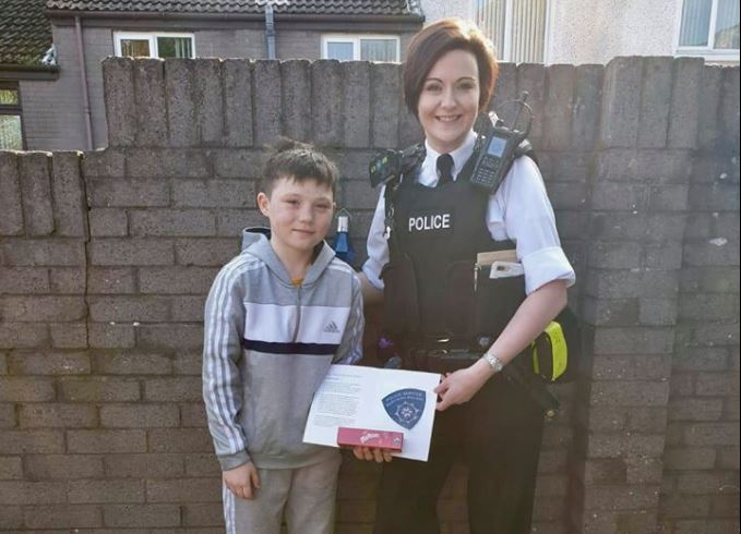 Hero Irish boy rescues teen girl from abduction by men who tried kidnapping her