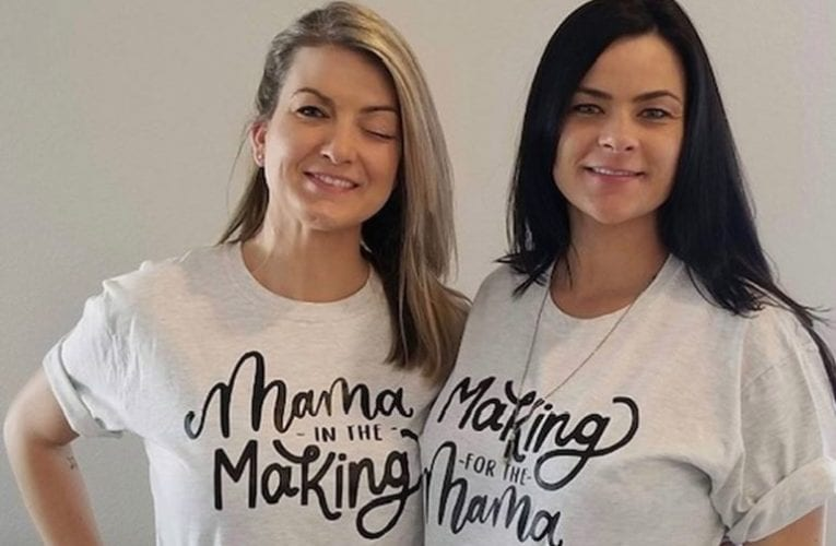 Twin serves as surrogate for sister with rare disease – And she's having twins!