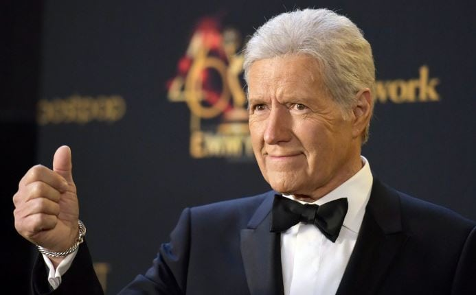 Good News Jeopardy! Fans - Alex Trebek Announced His Tumors Have Shrunk by 50 Percent