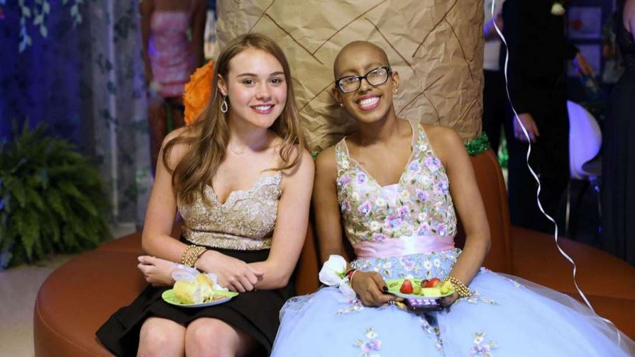 Hospital gives patients chance to dress up and experience the magic of prom night