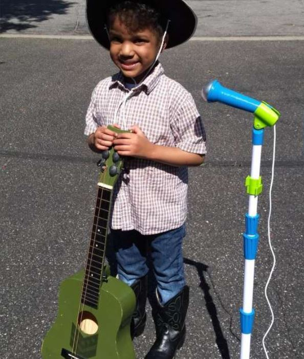 """Old Town Road"" helps boy with autism find his voice"