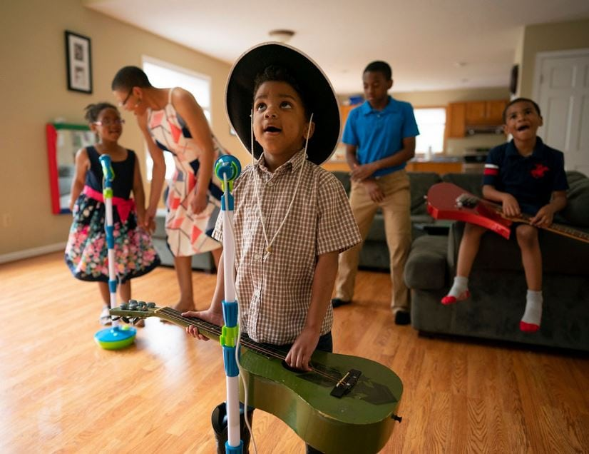 Non-verbal, autistic boy, 4, finally finds his voice by singing along to hit song Old Town Road