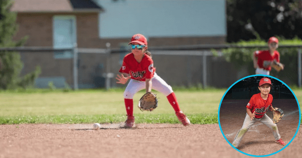 8-year-old girl told she shouldn't play baseball goes viral with highlight reel