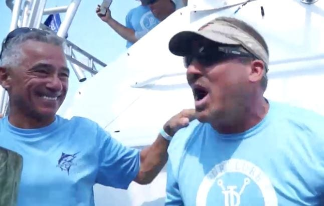 A high school math teacher became the first repeat winner of the world's largest billfish tournament. Source:  Salisbury Daily Times