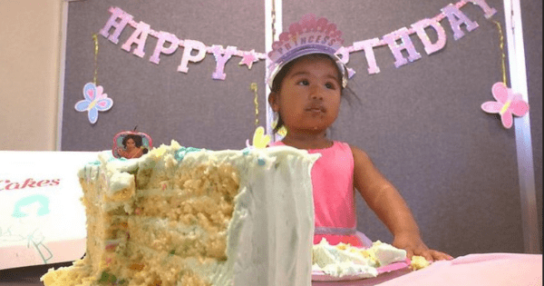 """No Birthday Left Behind"" - Teen starts organization that throws birthday parties for homeless children. Source: NBC Bay Area"