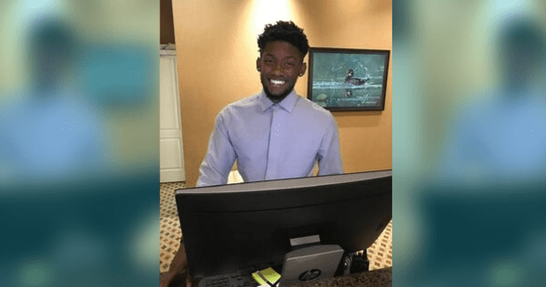 Rock star hotel employee works 32 hour solo shift to help people trapped during Texas flooding