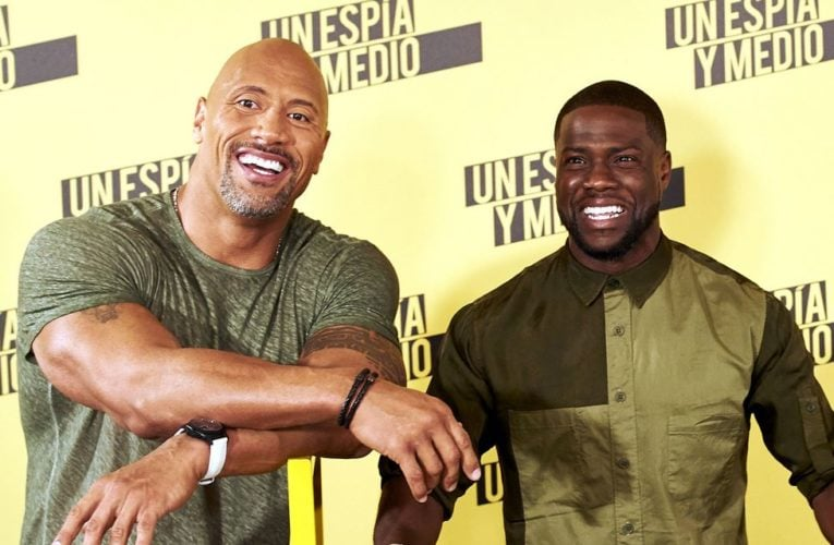 Dwayne 'The Rock' Johnson Left His Honeymoon to Fill In for Injured Friend Kevin Hart on The Kelly Clarkson Show