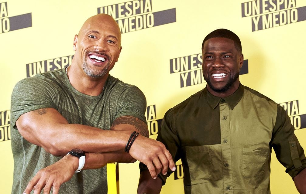 Dwayne 'The Rock' Johnson Left His Honeymoon to Fill In for Injured Friend Kevin Hart on The Kelly Clarkson Show.