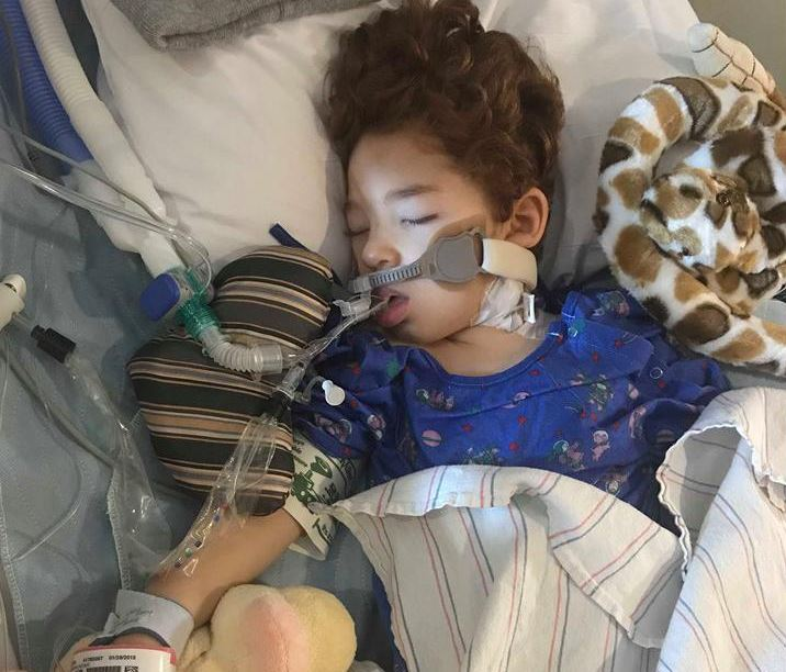Text message sent to wrong number leads to a stranger raising money for family of sick 4-year-old in ICU
